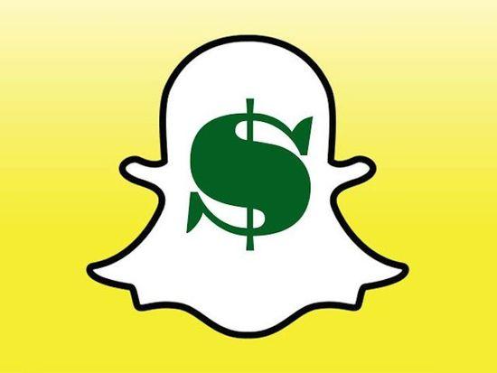 Snapchat拟融资5450万美元 估值20亿美元