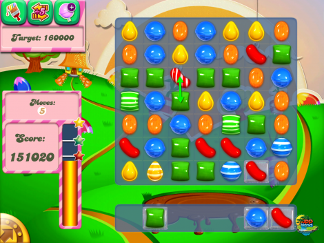 《Candy Crush》让人痴迷的九大原因