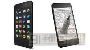 亚马逊公司新品FirePhone手机将于今夏发布独占游戏
