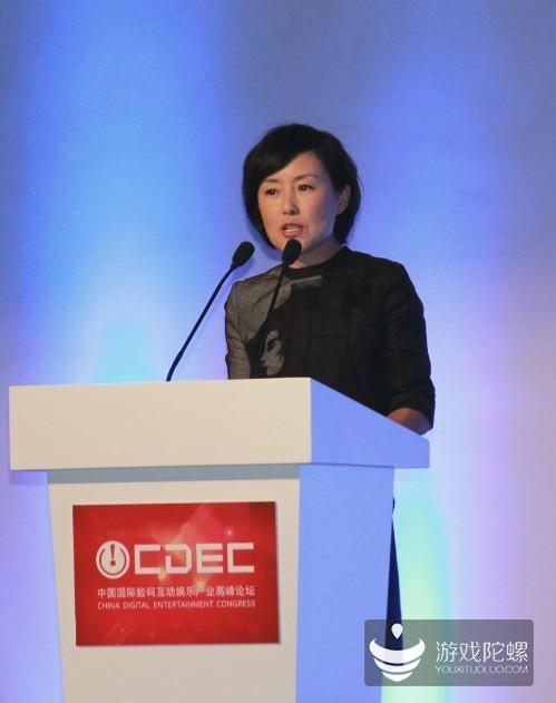 【CJ2014】巨人刘伟:打造征途级别手游 撸塔传奇近期推出