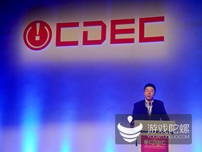 【CJ2014】腾讯公司副总裁程武:用互动娱乐连接一切想象