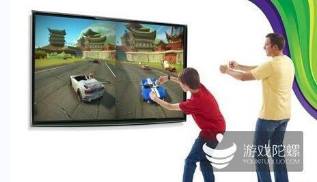 """国内电视游戏市场的""""现在""""与""""未来"""""""