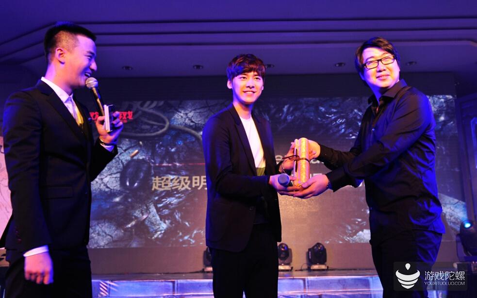 李易峰代言 解谜欢瑞游戏公布手游巨制《盗墓笔记》