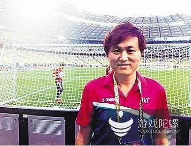 王涛离开央视自主创业 曾担任竞技足球游戏解说
