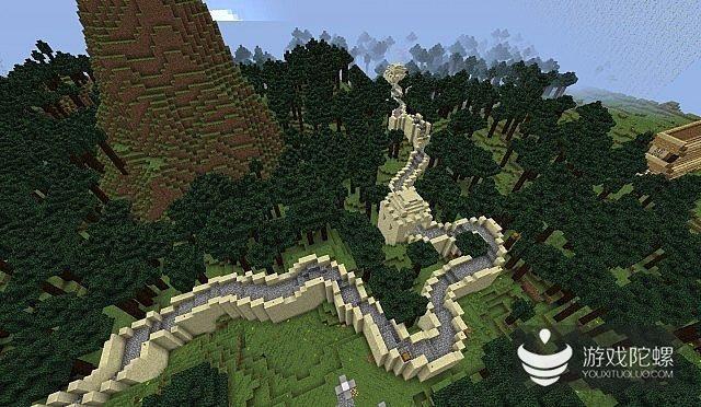 Minecraft:一个如此独特的游戏世界