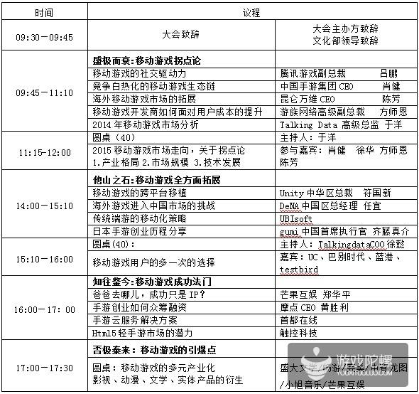 相约11月17日 IMGF国际移动游戏大会为你解读行业发展