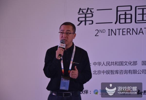 CSCDC腾讯游戏吕鹏:明年移动游戏市场增长将更快