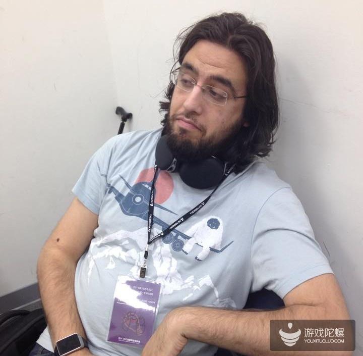 荷兰独立开发者Rami Ismail:一年参加了82场游戏论坛