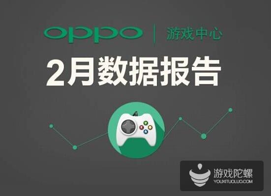 OPPO游戏中心2月报告:单月流水创新记录 达1.2亿