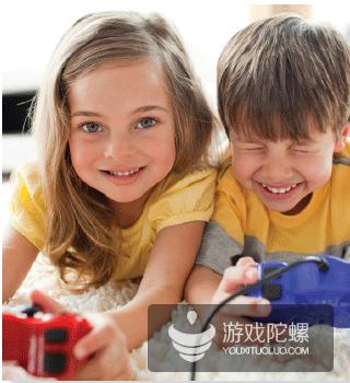 男女有别:调查称家长更愿意为男孩购买游戏设备