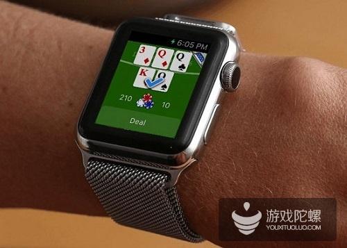 Apple Watch引发开发者关注  开发商Robot 5计划今夏推10款表游