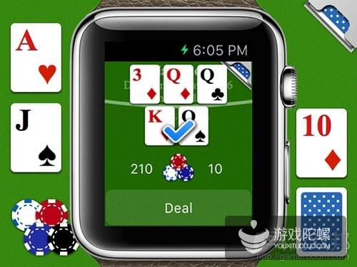 众多海外公司纷纷布局Apple Watch游戏,市场潜力被看好