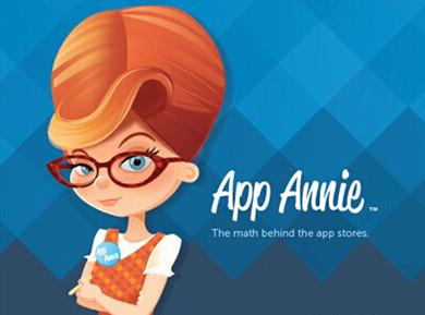 App Annie最新报告:中国iOS应用下载首超美国