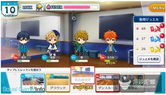 乐元素养成类新游《偶像重奏曲》上架日本Google Play