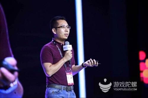 GMIC2015肖健三方面解读竞技手游新趋势