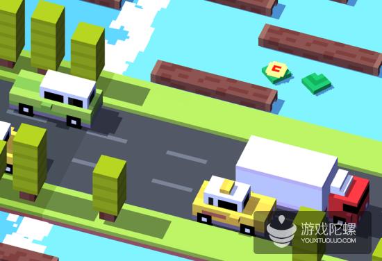 《天天过马路》成2015年第一季度最受英国人欢迎的游戏