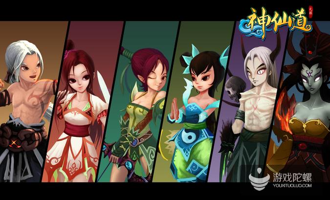 网页游戏《神仙道》4周年 游戏总产值超25亿