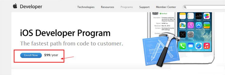 工具分享:最新苹果开发者账号注册流程图解