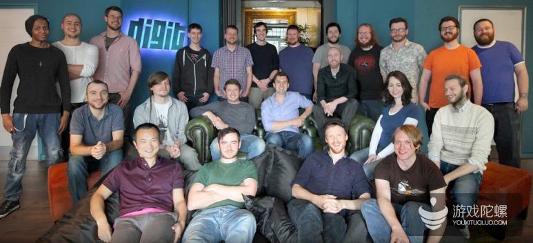 Digits工作室团队成员