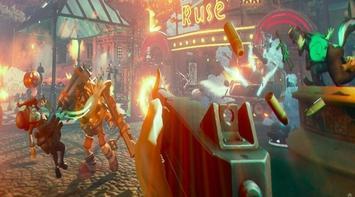 VR游戏开发商Reload获200万美元投资 处子作将亮相E3展