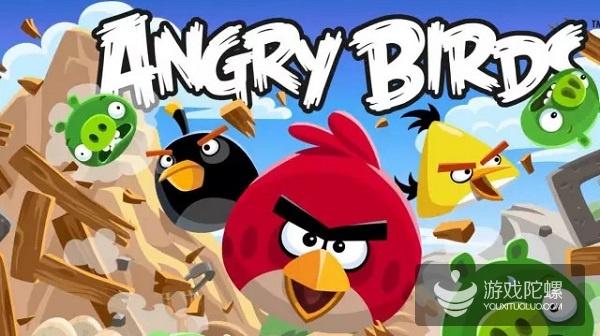 《愤怒的小鸟》等休闲游戏崛起对EA的业绩造成影响