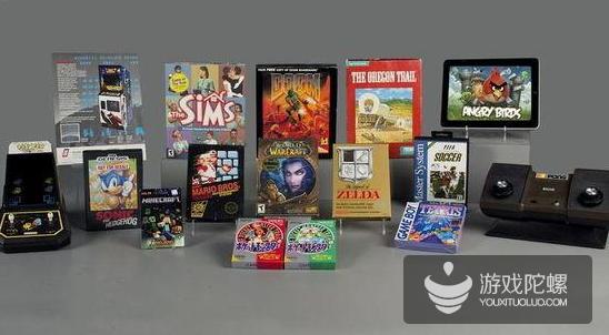此前入围电子游戏名人堂的游戏此前入围电子游戏名人堂的游戏