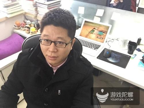 Testin云测总裁徐琨