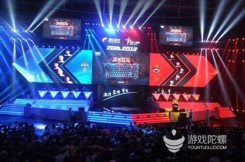 电子竞技2003年就是体育项目 与网络游戏存在3大不同点