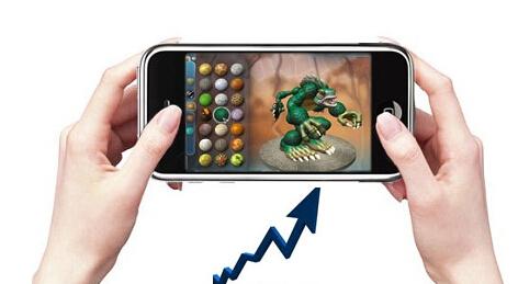 2014年中国移动游戏行业报告:6款游戏流水超10亿