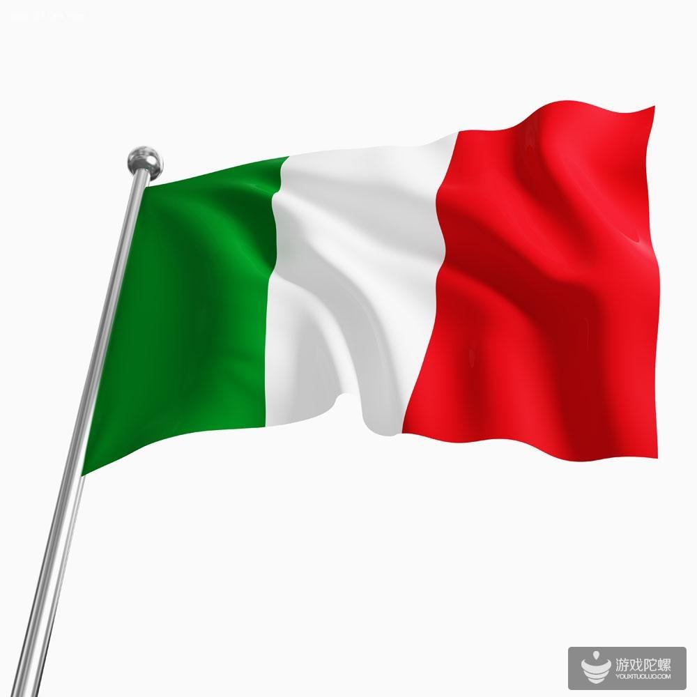 意大利游戏市场前景:57%的用户喜欢免费试用