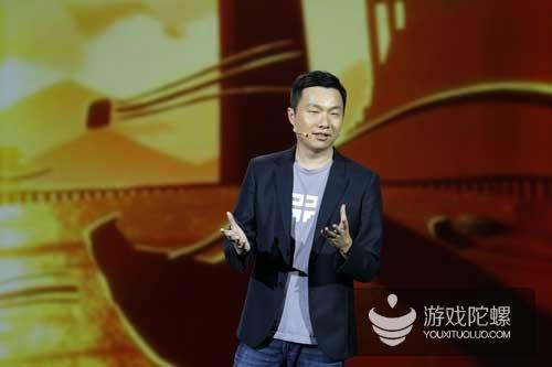 CCTV 《一人一世界》栏目:陈星汉、姚仙谈第九艺术