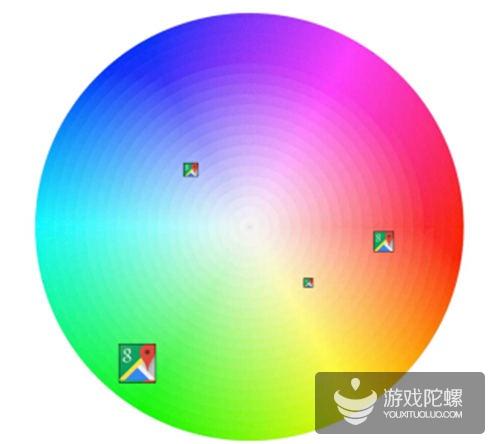 牛人总结iOS游戏最受欢迎图标颜色