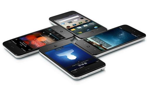 2015年全球智能手机出货量增速放缓 中国市场是主因