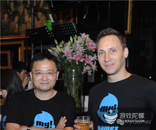 如何挑选和引进海外游戏进中国 专访《登山赛车》发行商MyGamez Charles