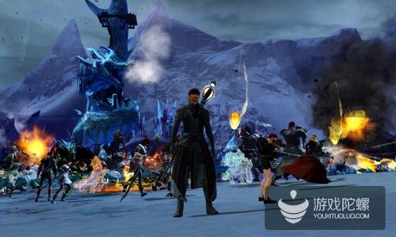 一款MMORPG手游的设计理念应该是怎样的?