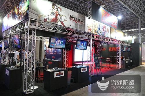 完美世界参展TGS 中国游戏厂商进军海外市场