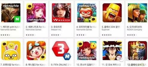 在韩国,第一眼就能看出来这是中国游戏