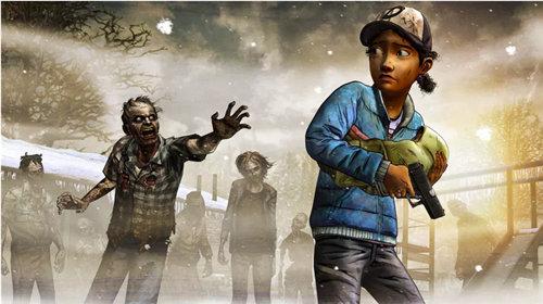 因iOS9问题,Telltale下架包括《行尸走肉》在内的多款游戏