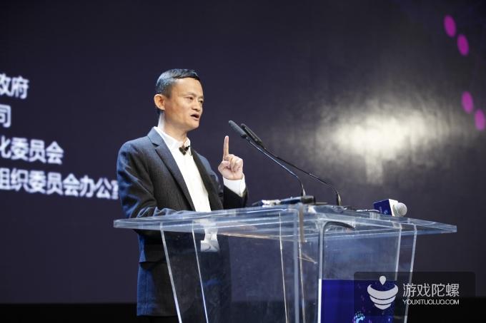 马云:BAT并未垄断所有机会,未来30年有巨大创业机会