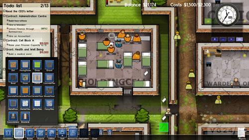 《监狱建筑师》独立游戏开发者:我是如何从破产边缘走向成功的?
