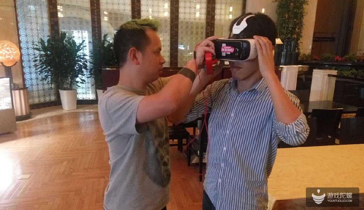 《纪念碑谷》成功之后,Ustwo选择做VR游戏!专访主设计师Ken Wong
