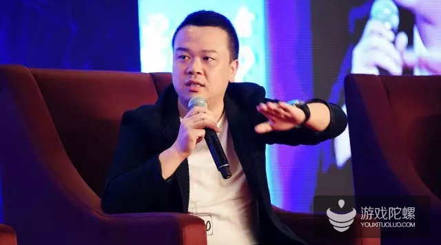 游族网络CEO林奇