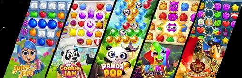 《Cookie Jam》开发商收购两间工作室 拓展新游戏品类