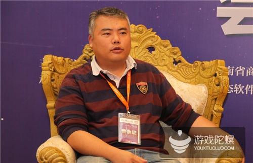 触控科技首席执行官陈昊芝 变革迎寒冬备战2016年
