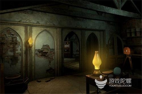 《未上锁的房间3》