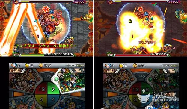 《怪物弹珠》3DS版发售第二天销量破百万,手游反推掌机也可行?