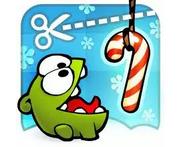 《割绳子》圣诞期间的图标