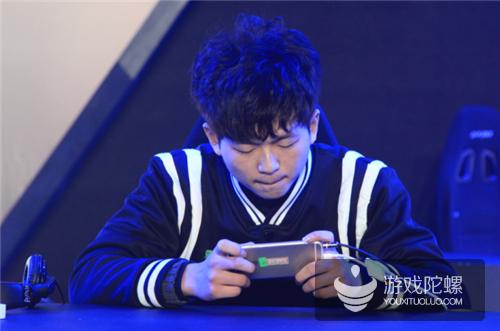 《乱斗西游2》全国冠军潘蔚
