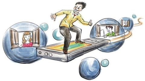 中国网民达6.68亿 19岁以下网民比重最大