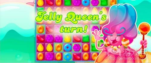 全球下载最高的三消游戏:《糖果传奇》系列的成功之道